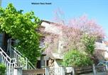 Location vacances Saint-Flour - Property with 2 bedrooms in Ferrieres Saint Mary with wonderful mountain view and enclosed garden-1