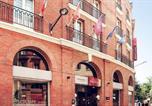 Hôtel 4 étoiles Fénols - Mercure Toulouse Centre Wilson Capitole-2
