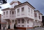 Hôtel Sultanahmet - Darussaade Istanbul Hotel-2