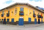 Location vacances  Équateur - Hostal Posada del Angel-1