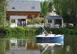 Camping avec Hébergements insolites Merville-Franceville-Plage - Camping Les Rochers des Parcs-3