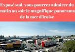 Location vacances Brest - Appart Brest City 5 Poullic al lor-2