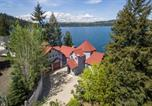 Location vacances Moscow - Lakefront Home with Pvt Dock in Coeur d'Alene Area!-2
