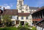 Hôtel Sainte-Savine - Le Jardin de la Cathédrale-1