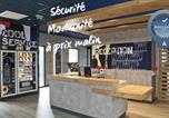 Hôtel Somme - Ibis budget Amiens Centre Gare-4