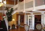 Hôtel Sacramento - Courtyard Inn-1