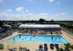 Camping avec Piscine Cabourg - Camping Les Peupliers-1