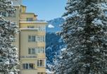 Hôtel Arosa - Hotel Hohenfels-1