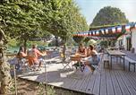 Camping avec Hébergements insolites Boussac-Bourg - Huttopia Royat-2