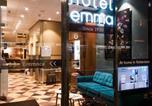 Hôtel Rotterdam - Hotel Emma-2