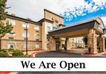 Hôtel Longview - Best Western Plus Longview – University Hotel