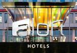 Hôtel Lewisville - Aloft Dallas Dfw Airport Grapevine-3