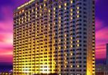 Hôtel Manila - Diamond Hotel Philippines-1
