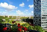 Hôtel 4 étoiles Ville-d'Avray - Mercure Paris Tour Eiffel Pont Mirabeau-2