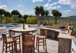 Location vacances La Joya - Luxury Villa with Private Pool in Almogia Andalusia-2