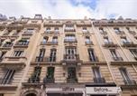 Location vacances  Paris - New! Very beautiful T2 - Jardins du Trocadéro-2