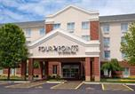 Hôtel O'Fallon - Four Points by Sheraton St. Louis - Fairview Heights