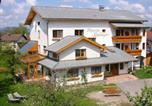Location vacances Sankt Georgen im Attergau - Hotel-Pension Stallinger-1
