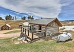Location vacances Hot Springs - Remodeled Hill City '1910 Log Cabin' w/Grill, Deck-1