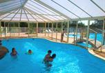 Camping avec Ambiance club Billiers - Camping Moulin De Cantizac-1