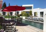 Location vacances Carnoux-en-Provence - Villa le sud appartements-1