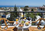 Location vacances Thira - Villa Anemone-4