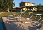 Location vacances Semproniano - Capanne-Prato-Cinquale Villa Sleeps 6 Air Con Wifi-4