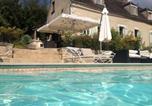 Location vacances Châtel-Censoir - Demeure de Forterre-4