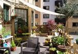 Hôtel Pamplona - Aloha Hostel-1