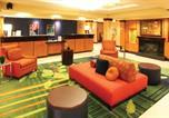 Hôtel Summerville - Fairfield Inn and Suites Charleston North/University Area-4
