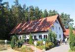 Hôtel Gülzow - Haus Waldesruh