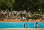Camping avec Piscine Gréoux-les-Bains - Camping Verdon Parc -1