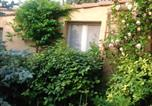 Location vacances Cuges-les-Pins - Studio in Ceyreste with enclosed garden and Wifi-3