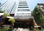 Hôtel Khlong Tan Nuea - Ruamchitt Plaza Hotel-1