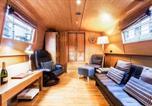 Hôtel Edinburgh - The Four Sisters Boatel - Houseboat-3