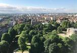 Location vacances  Val-de-Marne - Parisian Appart 72m² Great View + Private Parking-2