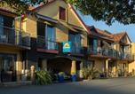 Hôtel Nelson - Harbourside Lodge-1