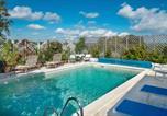 Location vacances Locorotondo - San Marco in Lamis Villa Sleeps 12 Pool Wifi-4