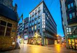 Hôtel 4 étoiles Ostende - Hotel Saint Sauveur by Wp Hotels-1