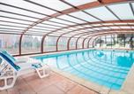 Location vacances Montady - Residence Les Berges du Canal
