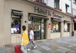 Hôtel Chartres-de-Bretagne - The Originals City, Hôtel Le Sévigné, Rennes Gare (Inter-Hotel)-2