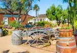 Location vacances San Diego - Casitas Felicidades 1 historic Old Town-2