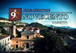 Hôtel Province de Caserte - Hotel Ristorante Novecento-1