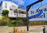 Hôtel Wanganui - Te Awa Motel-2