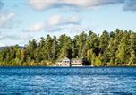 Hôtel Lake Placid - Lake Placid Club Lodges-2
