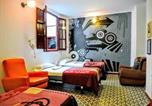 Hôtel Espagne - Home Youth Hostel by Feetup Hostels-2