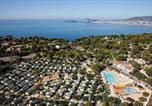 Camping avec Quartiers VIP / Premium Saint-Mandrier-sur-Mer - Homair - La Baie des Anges-1