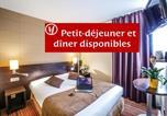Hôtel Sarthe - Hôtel Inn Design Resto Novo Le Mans-1