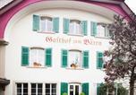Hôtel Lenzburg - Hotel Bären