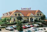 Hôtel Unterkohlstätten - Landzeit Autobahnrestaurant & Motorhotel Loipersdorf-1